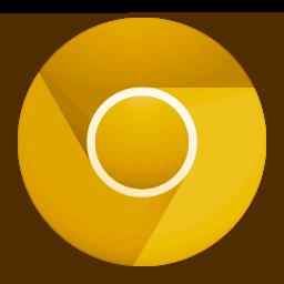 Chrome Canary Logo