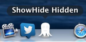 ShowHide Hidden
