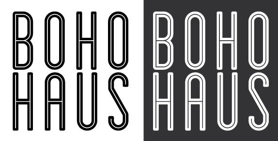 BOHOHaus Logo - boho shop in Cardiff