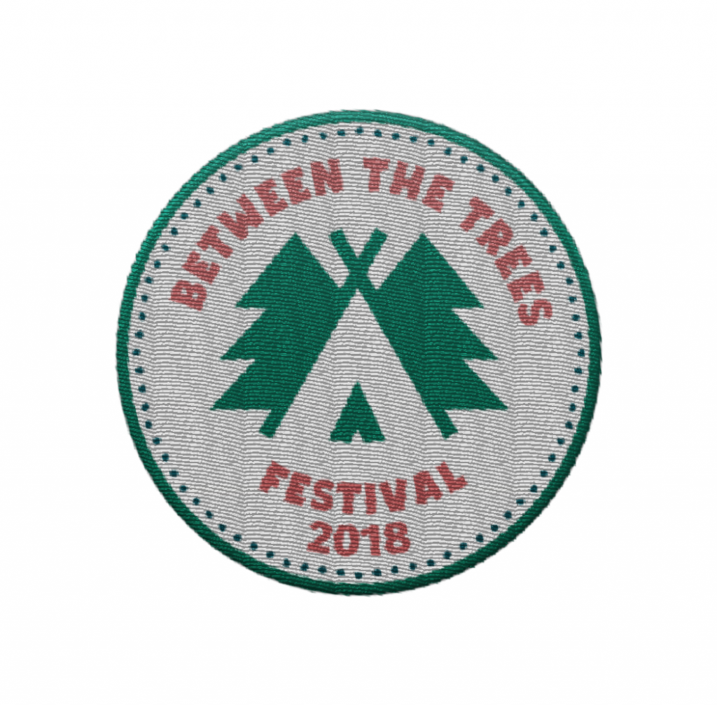 Festival Sew on Patch Design