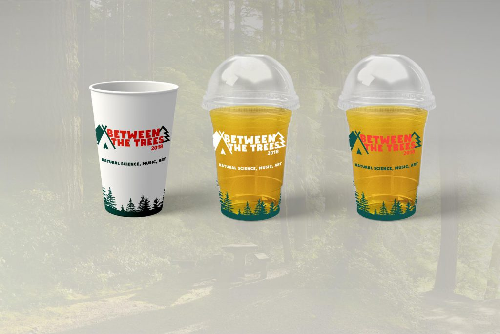 Custom Festival Beer Cup Design