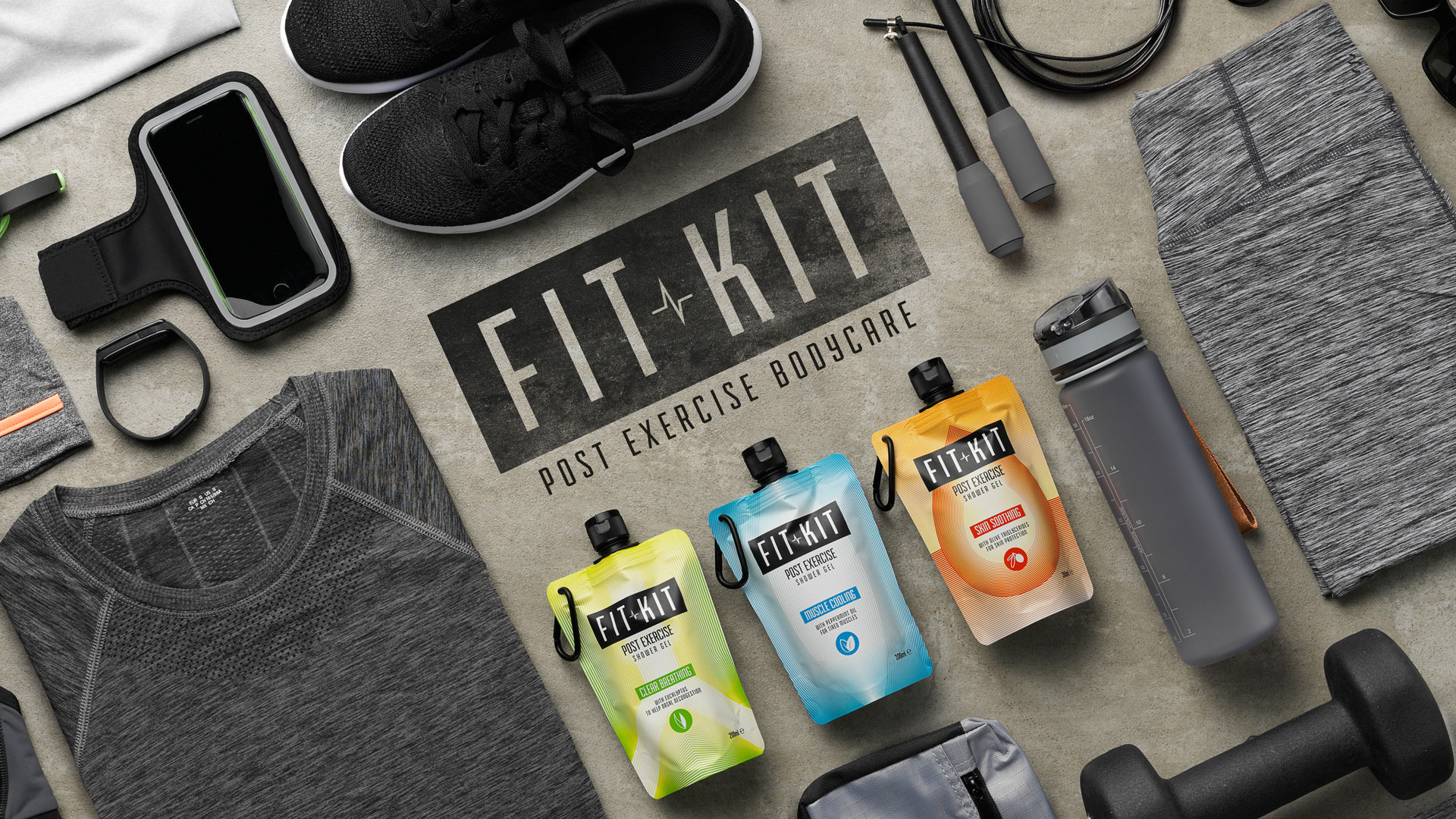 Fitkit Bodycare — By Jeremy Carson Project by guwii